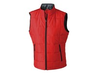 James+Nicholson Ladies` Padded Light Weight Vest