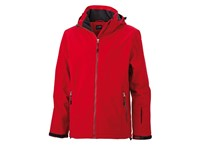 James+Nicholson Men`s Wintersport Softshell