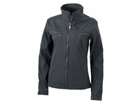 James+Nicholson Ladies` Tailored Softshell