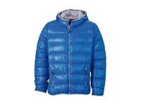 James+Nicholson Men`s Down Jacket