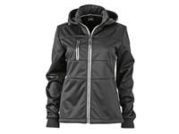 James+Nicholson Ladies` Maritime Softshell-Jacket