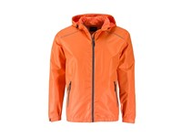 James+Nicholson Men`s` Rain Jacket