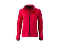 James+Nicholson Ladies` Sports Softshell Jacket