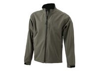 James+Nicholson Men`s Softshell Jacket