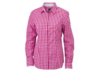 James+Nicholson Ladies` Checked Blouse