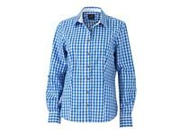 James+Nicholson Ladies` Traditional Shirt