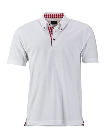 James+Nicholson Men`s Traditional Polo