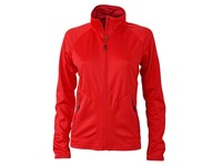 James+Nicholson Ladies` Stretchfleece Jacket