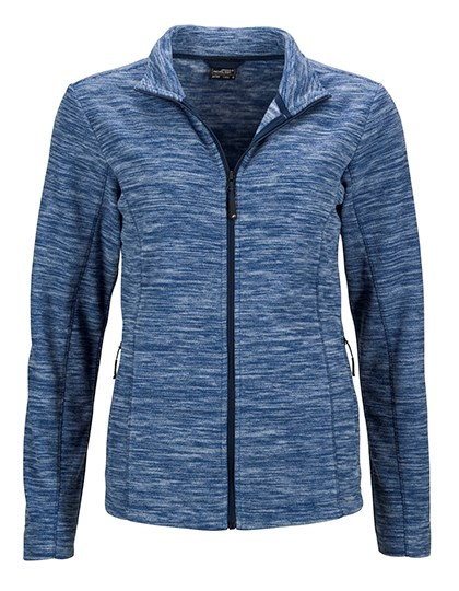 James+Nicholson Ladies` Fleece Jacket