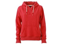 James+Nicholson Ladies` Hoody