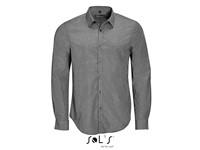 SOL´S Men`s Long Sleeve Poplin Shirt Barnet