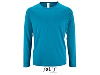 SOL´S Men`s Long-Sleeve Sports T-Shirt Sporty