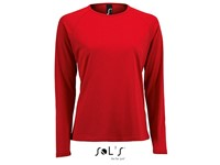 SOL´S Women`s Long-Sleeve Sports T-Shirt Sporty