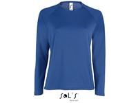 SOL´S Women`s Long-Sleeve Sports T-Shirt Sporty