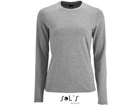 SOL´S Women`s Long-Sleeve T-Shirt Imperial