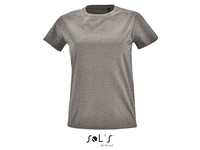 SOL´S Women`s Round Neck Fitted T-shirt Imperial