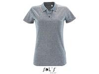 SOL´S Women`s Heather Polo Shirt Paname