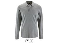 SOL´S Men`s Long-Sleeve Piqué Polo Shirt Perfect