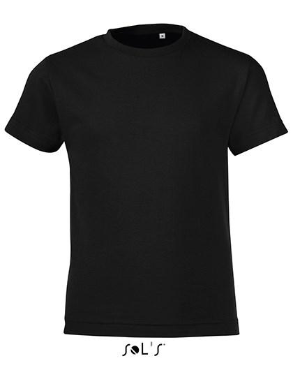 SOL´S Kids` Round Collar T-Shirt Regent Fit