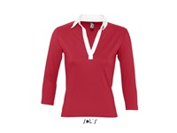 SOL´S Ladies` Polo Shirt Panach