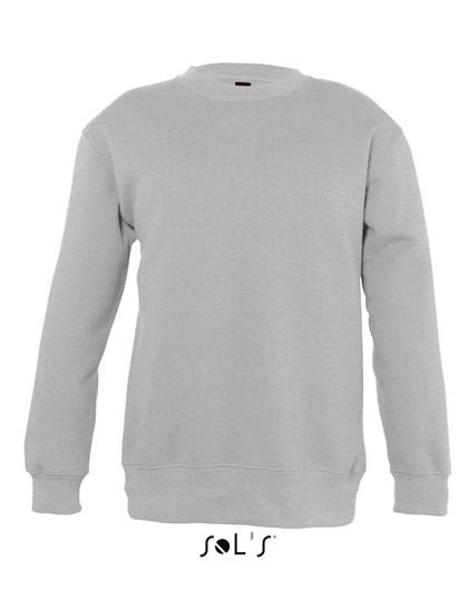 SOL´S Kids` Sweatshirt New Supreme