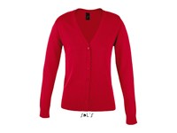 SOL´S Golden Women V-Neck Knitted Cardigan