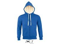 SOL´S Unisex Zipped Jacket Sherpa