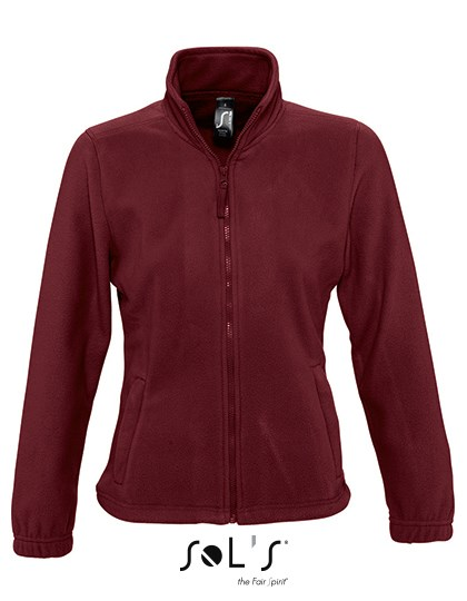 SOL´S Women`s Fleece Jacket North