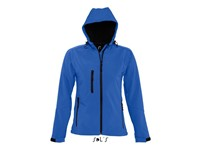 SOL´S Women`s Hooded Softshell Jacket Replay