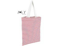 SOL´S Bags Striped Jersey Shopping Bag Luna