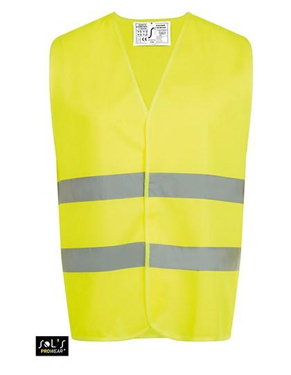 SOL´S ProWear Secure Pro Unisey Safety Vest