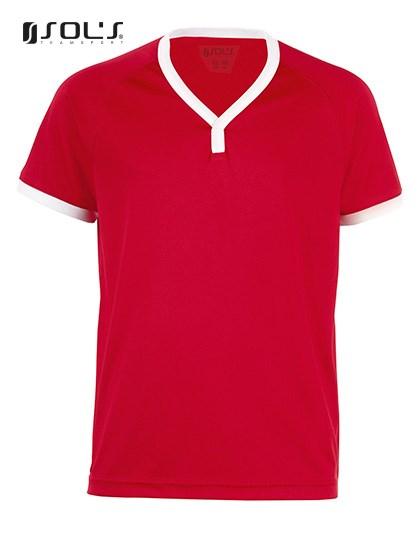 SOL´S Teamsport Kids` Short-Sleeved Shirt Atletico