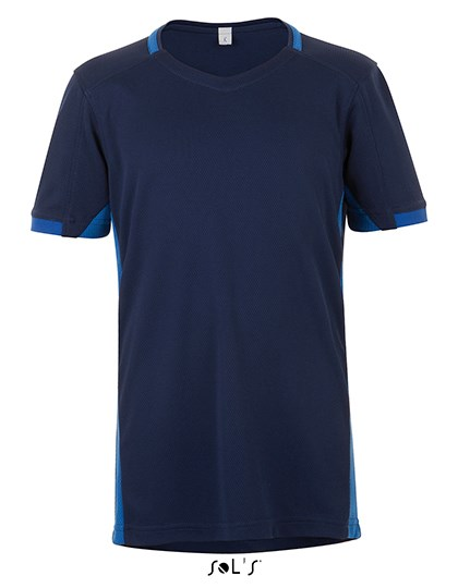 SOL´S Teamsport Classico Kids Contrast Shirt
