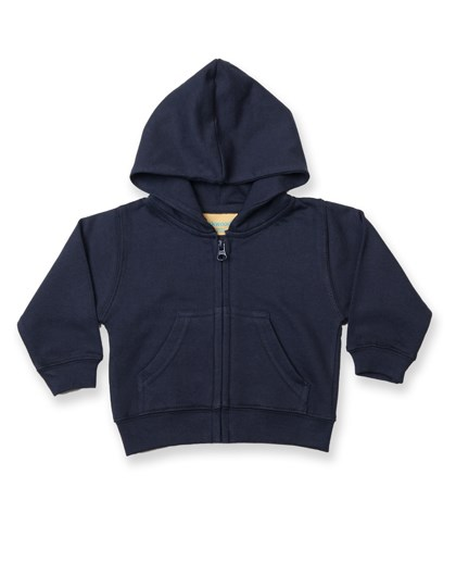 Larkwood Zip Through Hooded Sweatshirt