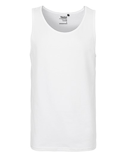 Neutral Men`s Tank Top