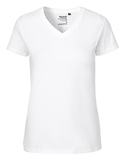 Neutral Ladies` V-neck T-Shirt