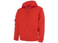 Nath Men`s Hooded Sweat Jacket Tibet