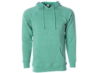 Independent Unisex Midweight Special Blend Raglan Hooded Pullover