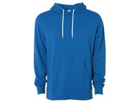 Independent Unisex Lightweight Hooded Pullover