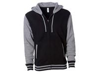 Independent Unisex Heavyweight Varsity Zip Hood