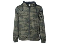 Independent Men`s Lightweight Windbreaker Jacket