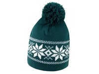 Result Winter Essentials Fair Isle Knitted Hat