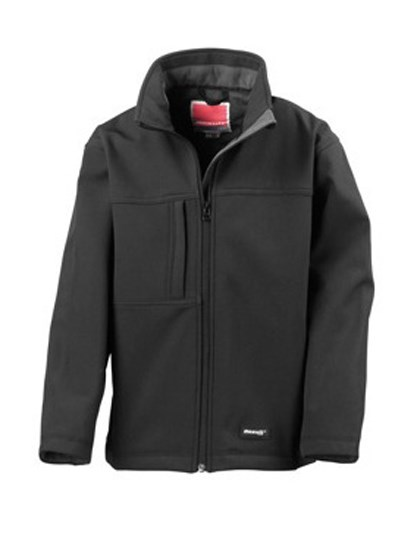 Result Youth Classic Soft Shell Jacket