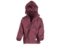 Result Junior Reversible Stormdri Jacket