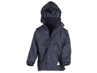 Result Junior Reversible Stormdri Jacket