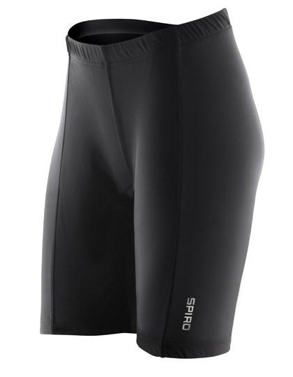SPIRO Ladies` Padded Bikewear Shorts