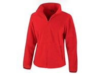 Result Core Ladies` Fashion Fit Outdoor Fleece Jacket