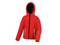Result Core Junior TX Performance Hooded Soft Shell