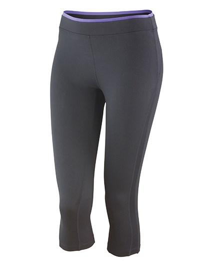 SPIRO Fitness Women`s Capri Pant