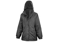 Result Ladies` 3 in 1 Softshell Journey Jacket